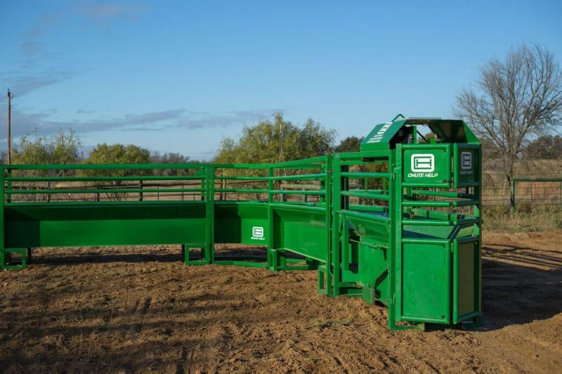 Fully Automatic Roping Chute Rodeo Image
